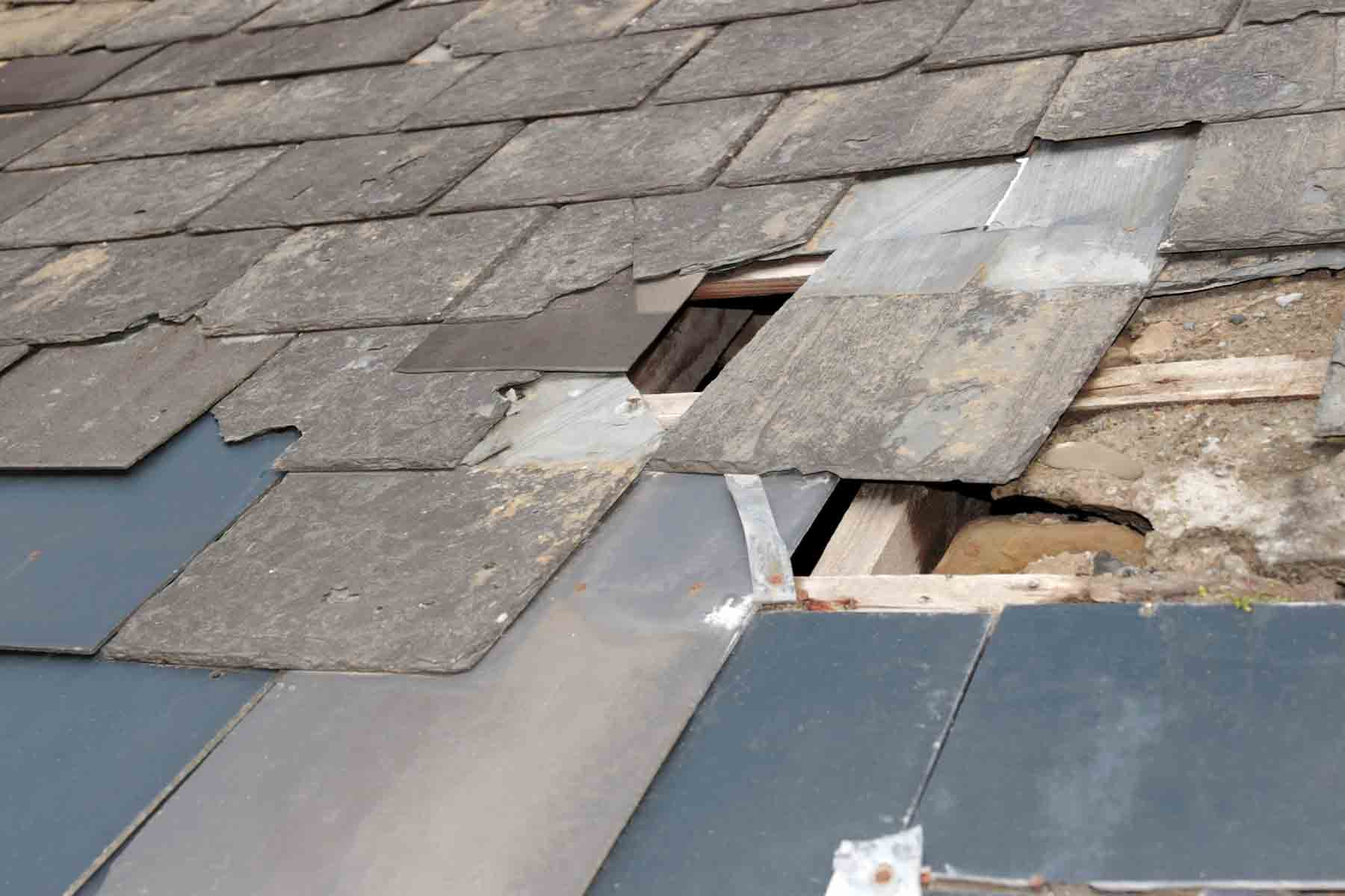 Common Causes of Roof Deterioration